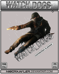 Watch Dogs Icon by Ni8crawler