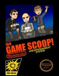 The GameScoop game poster3 by juvi008ok