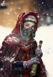 RS series 01. winter by weihuaix