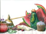 a very hungry caterpillar by lizzybeth