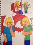 (Contest Entry) Remember that time...? by 01MinecraftFan