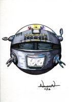 CircleToon: Robby the Robot by Fellhauer