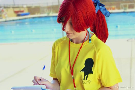 Gou Matsuoka | Free! by thelittlesprout