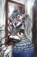 Moonchild Love by yeaka