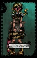 Steampunk Tarot The Optimist by TheBlindProphetess