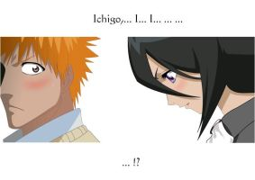 IchiRuki_confession by vakuvaku