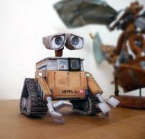 Wall-E by R0mainR