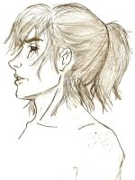 Adulty, Windswept Hiccup by AvannaK