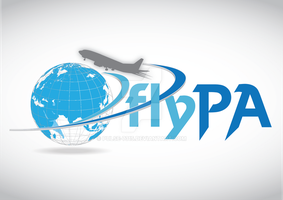 Logo Design For FlyPA by Pulse-7315