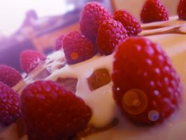 Sweet cake by 32d
