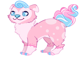 Bubba the Flurret by xBeautifulDreamerx