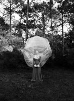 warmly in the cocoon of her own thoughts by visceral