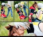 KH DDD: Soriku- Somewhere only we know by Evil-Uke-Sora