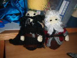 Dwalin and Balin by Ambrosial-Wolf