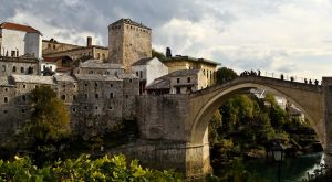 Stari Most by burburia