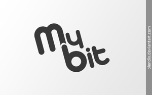 mybit LOGO by blendix