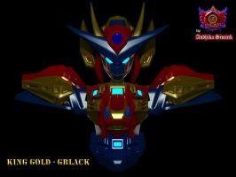 KING GOLD - GBLACK by andhikasintink