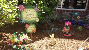 Windermere Community Fairy Garden Sign by TessandraFae