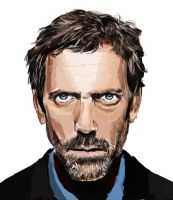 Dr. House by jackalcarlos