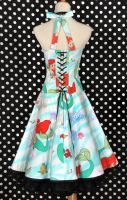 Little Mermaid Ariel Dress 2 by TheVintageDoctor