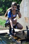 Tomb Raider Legend - Fountain by FuinurCroft