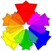 Color Wheel by Somberero