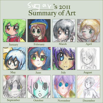 2011 summary by Sugar-IceCream