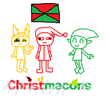 The Christmacons by Uxie126