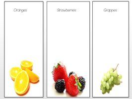 Fruits by Flore