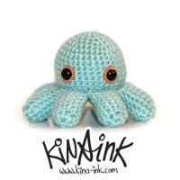 Just Another Octopus by kina