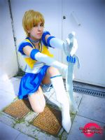 Pretty Guardian Sailor Uranus by LadyOfBarians