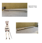 Kagamine Rin Sword Commission by JFamily