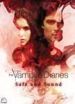 Safe and Sound Poster Fanfiction Cover by CaptainFlyingSparrow