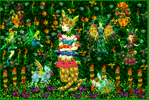 Easter (2012 Collabs) by Typhon--Monster-King