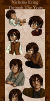 Nicholas Eving .:Age Progression:. by Tennessee11741