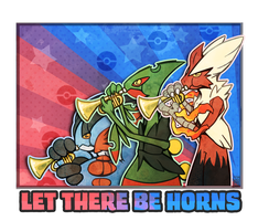 Let There Be Horns by Stormful