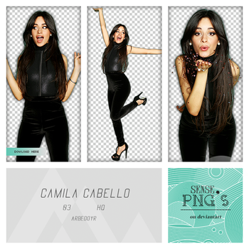 Pack Png 183 - Camila Cabello by SensePngs