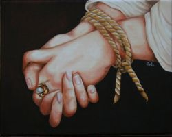 My Hands are Tied by dzaet