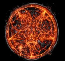 Pentagram - Branded by Aku-San