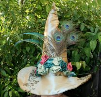 The Rococo Witch Hat by mermaidencreations