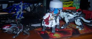 More new zoids3 by Ozzlander