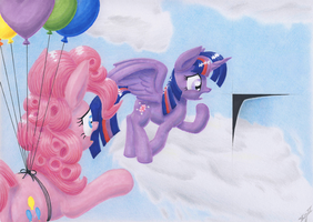 The Twilight Show by XeviousGreenII