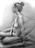Figure drawing x by angotti81