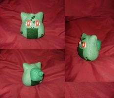 Pokelith - Bulbasaur by merlinemrys