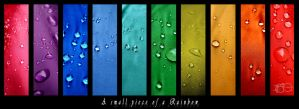 A small Piece of a Rainbow... by Ancalag0n