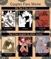Couples Fans Meme by Rill-Ao