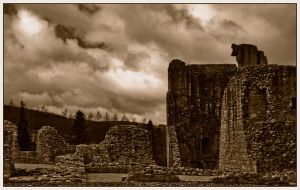 Kildrummy Castle by Project-Firefly