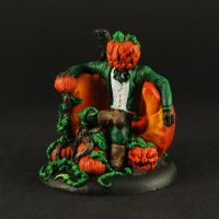 Pumpkin Lord painted by RistulsMarket