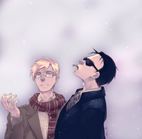 GO - Firstsnow by zzigae