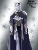 Prince Lotor color 12-9-9 by Lisa22882